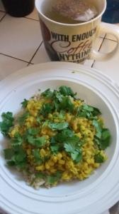 Homemade Kirchari